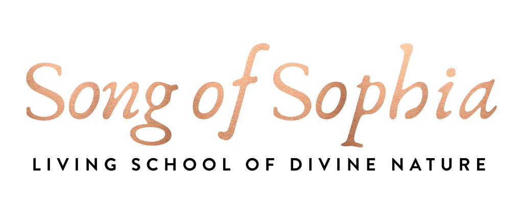 Song of Sophia Living school of Divine Nature logo
